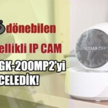 SONOFF GK-200MP2 Wifi IP Kamera İncelemesi